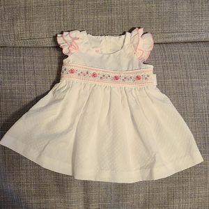Baby girl spring dress